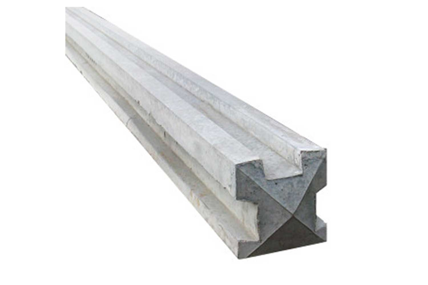 3 way slotted concrete fence post casino james bond macao