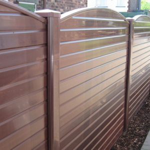 uPVC Eco Fencing