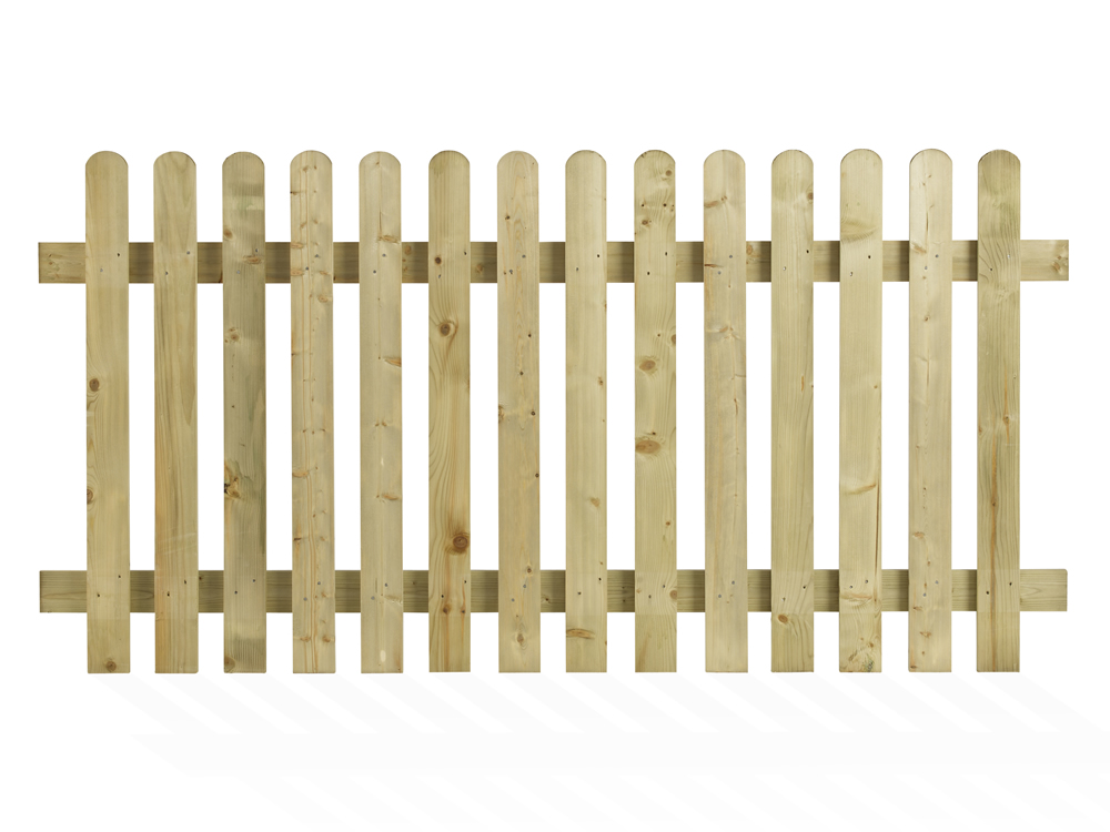 Picket Fencing | Lincolnshire Landscaping Supplies Ltd