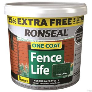 Fence/Shed Treatments