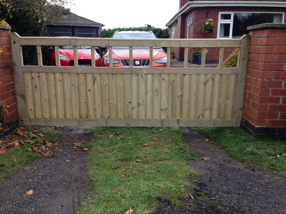 Fencing And Landscaping Contractors Fences Decking